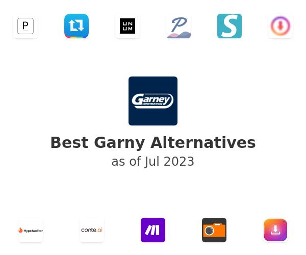 Best Garny Alternatives