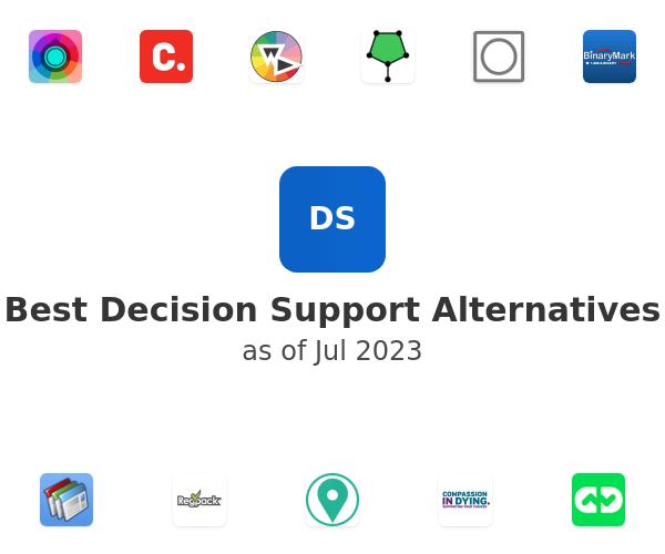 Best Decision Support Alternatives