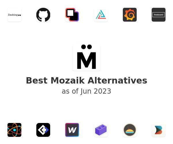 Best Mozaik Alternatives