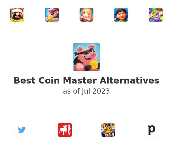 Best Coin Master Alternatives