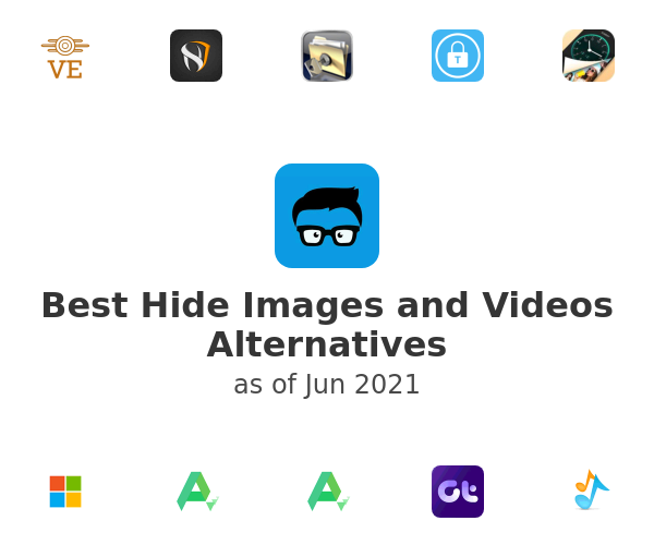 Best Hide Images and Videos Alternatives