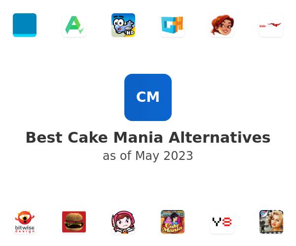 Best Cake Mania Alternatives