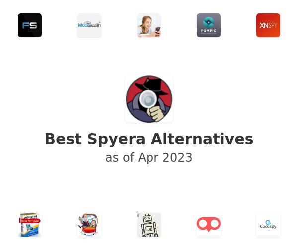 Best Spyera Alternatives