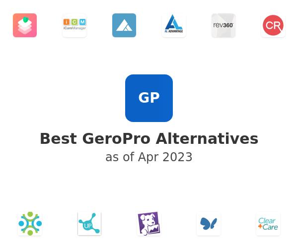 Best GeroPro Alternatives