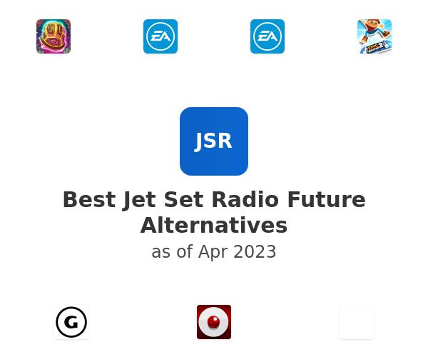 Best Jet Set Radio Future Alternatives