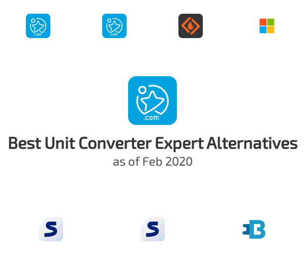Best Unit Converter Expert Alternatives