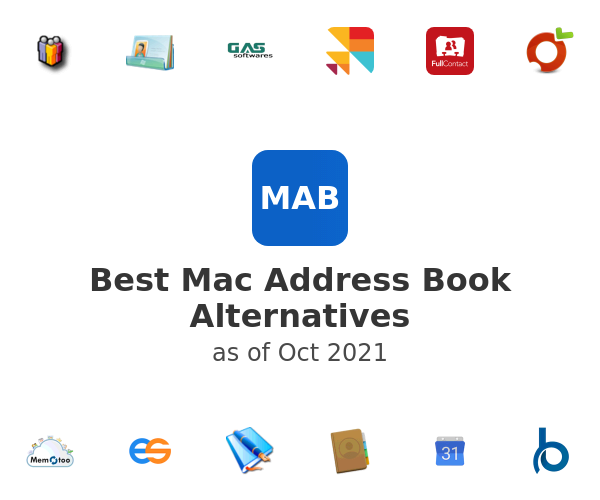 Best Mac Address Book Alternatives