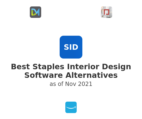 Best Staples Interior Design Software Alternatives