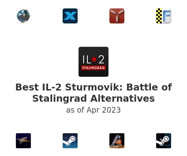 Best IL-2 Sturmovik: Battle of Stalingrad Alternatives