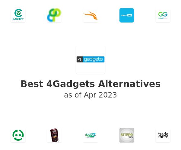 Best 4Gadgets Alternatives