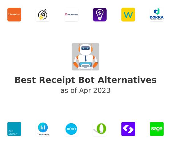Best Receipt Bot Alternatives
