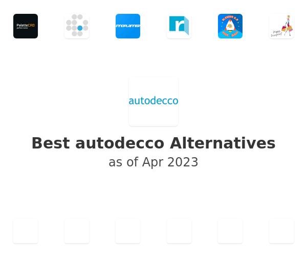 Best autodecco Alternatives