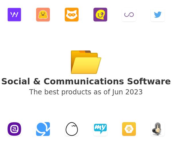 Social & Communications Software