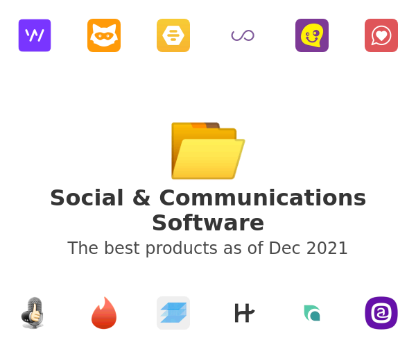 Social & Communications Software