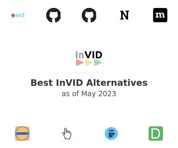 Best InVID Alternatives
