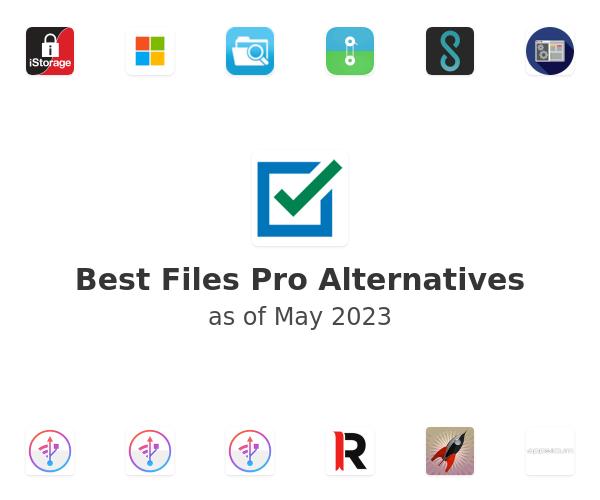 Best Files Pro Alternatives