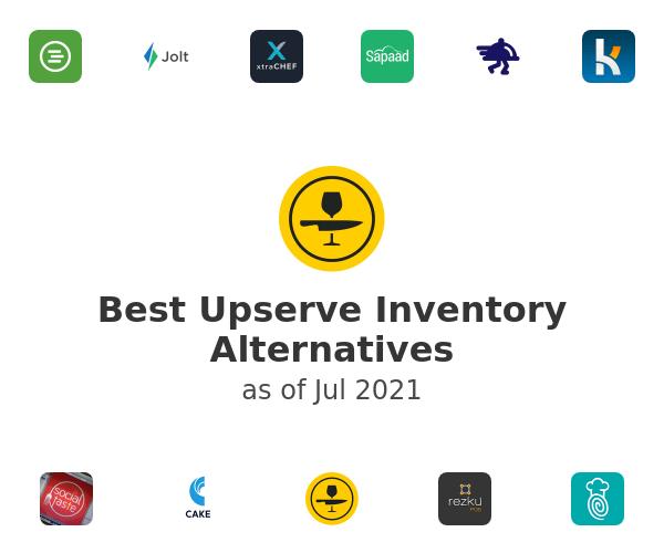 Best Upserve Inventory Alternatives