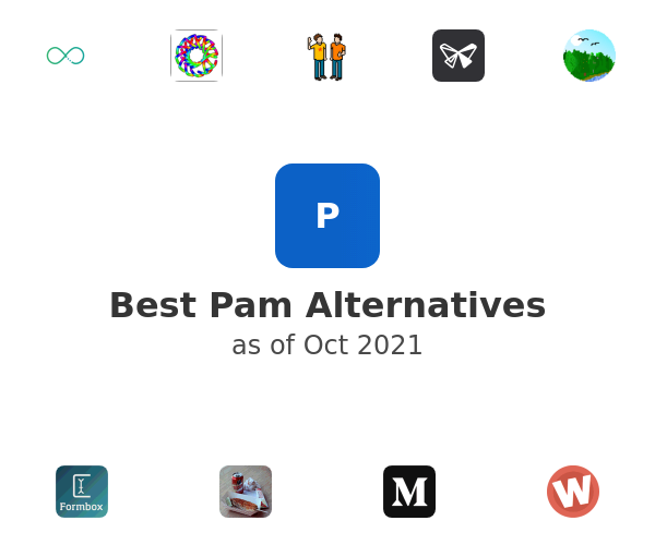 Best Pam Alternatives