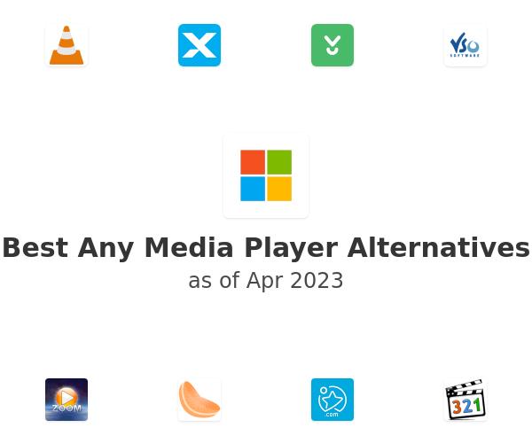 Best Any Media Player Alternatives