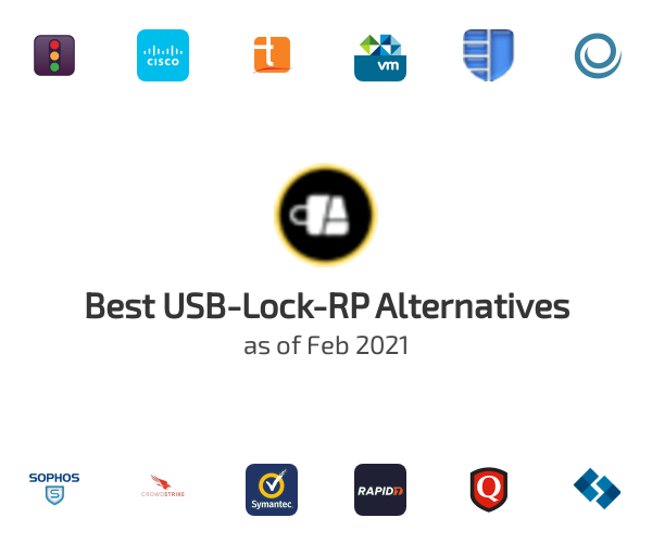 Best USB-Lock-RP Alternatives