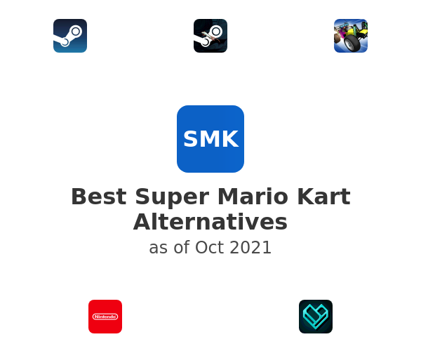 Best Super Mario Kart Alternatives