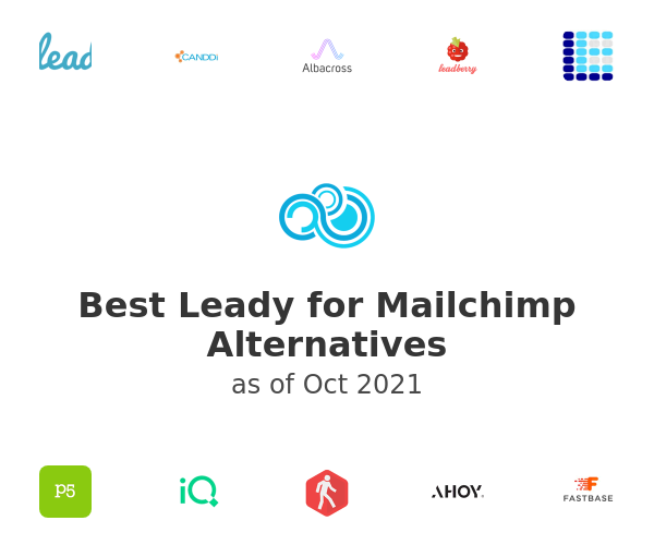 Best Leady for Mailchimp Alternatives