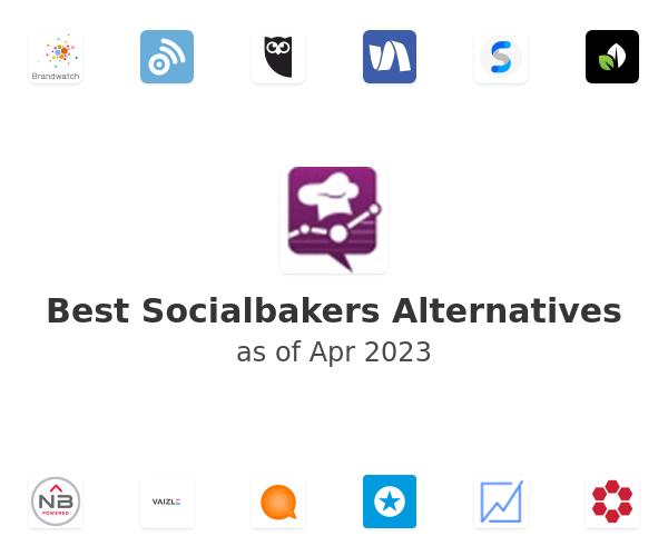 Best Socialbakers Alternatives