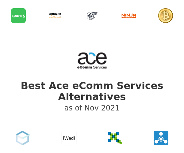 Best Ace eComm Services Alternatives