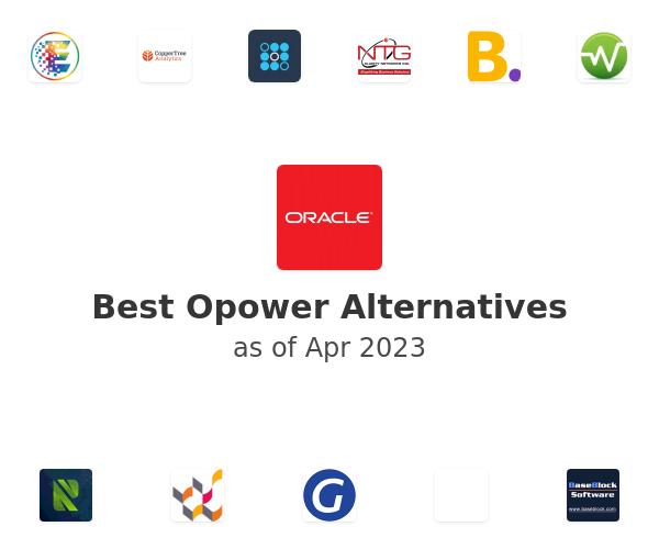 Best Opower Alternatives