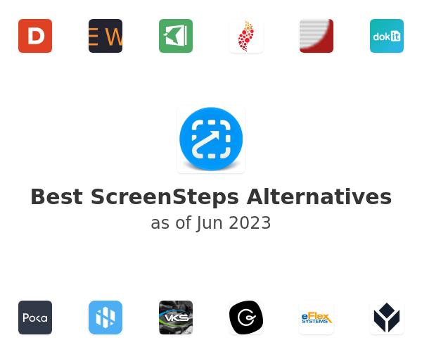 Best ScreenSteps Alternatives