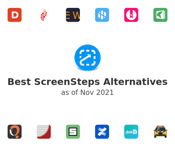 Best ScreenSteps Alternatives