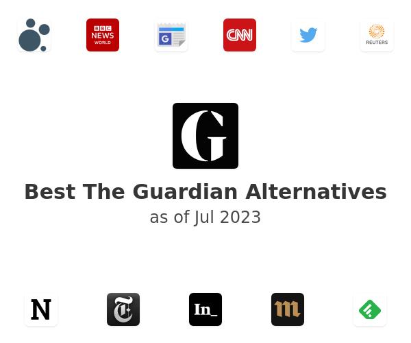 Best The Guardian Alternatives