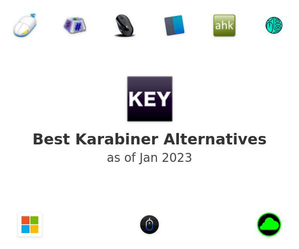 Best Karabiner Alternatives