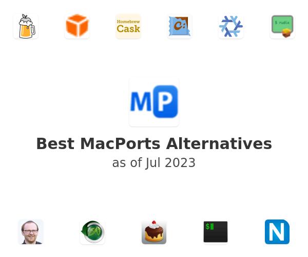 Best MacPorts Alternatives