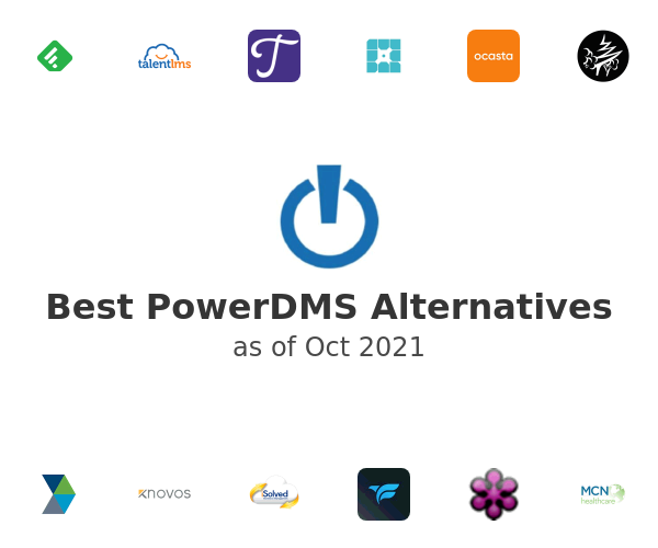Best PowerDMS Alternatives