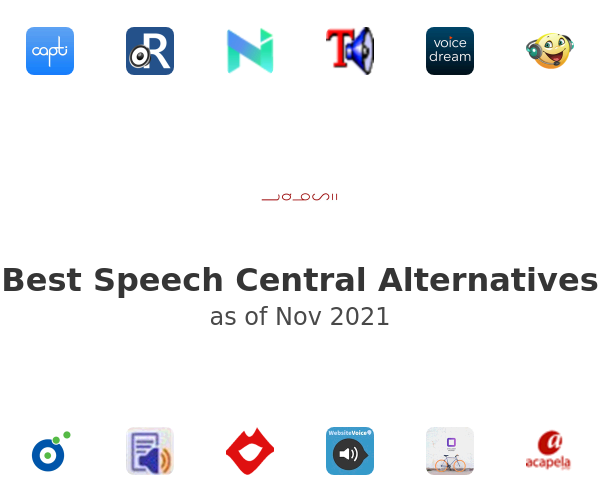 Best Speech Central Alternatives