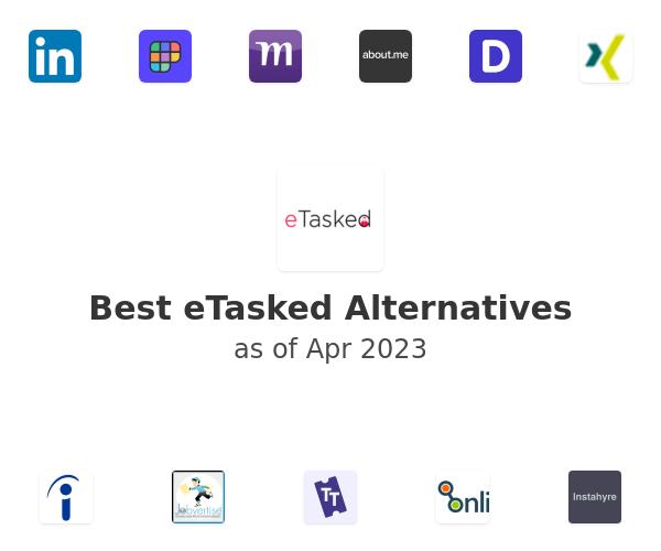 Best eTasked Alternatives