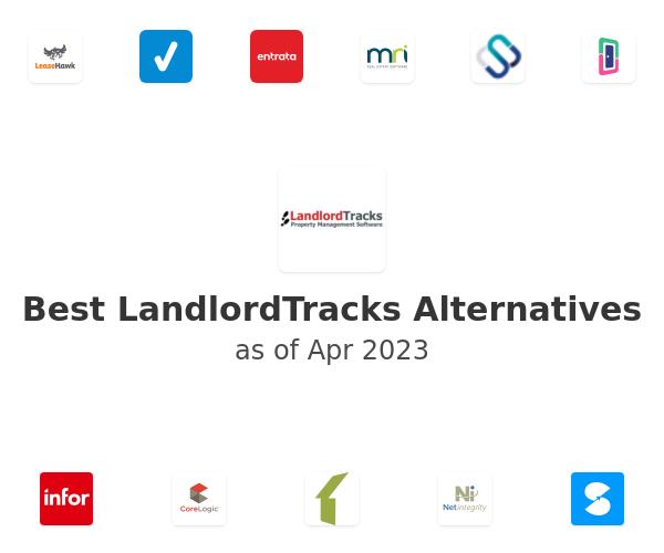 Best LandlordTracks Alternatives