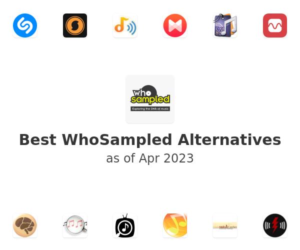 Best WhoSampled Alternatives