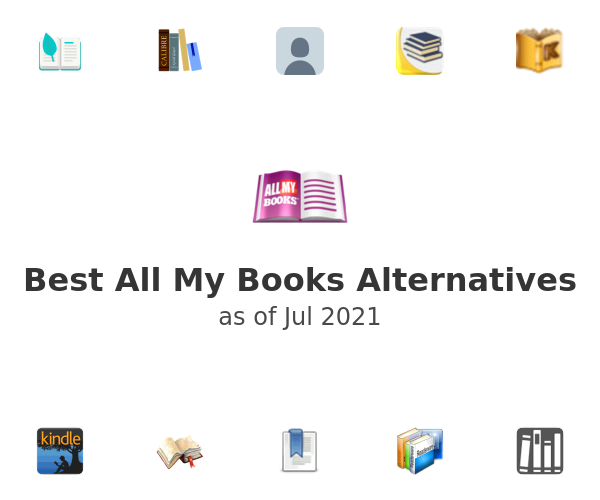 Best All My Books Alternatives