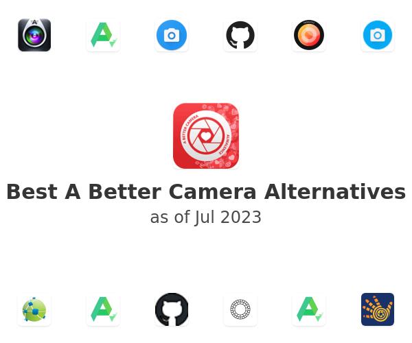 Best A Better Camera Alternatives