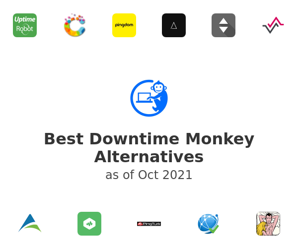 Best Downtime Monkey Alternatives