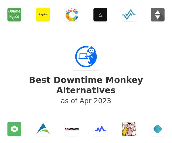 Best Downtime Monkey Alternatives