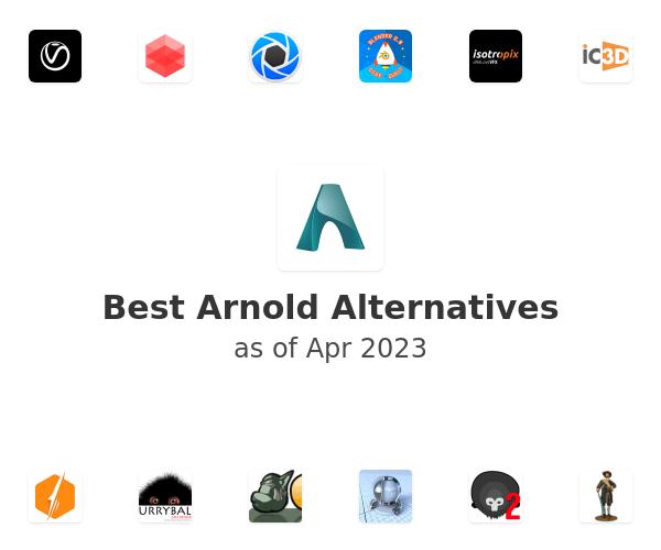 Best Arnold Alternatives