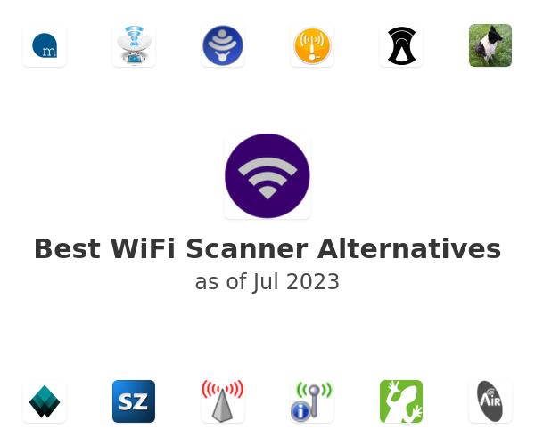 Best WiFi Scanner Alternatives