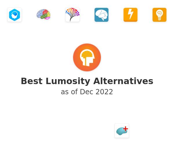 Best Lumosity Alternatives