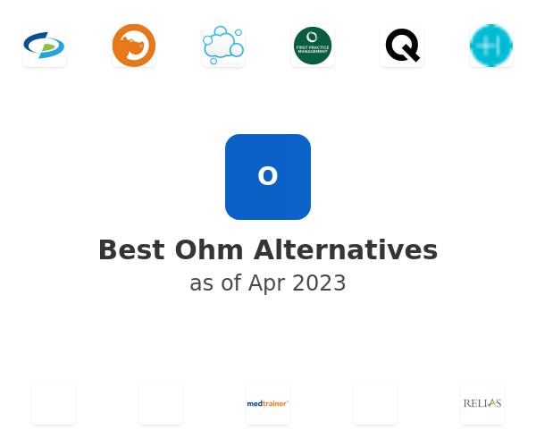 Best Ohm Alternatives