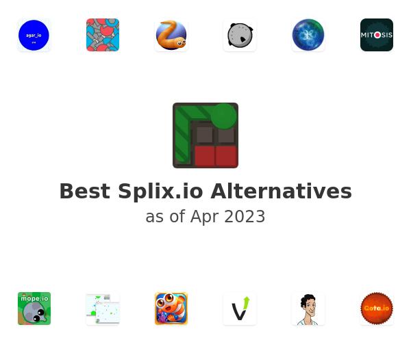 Best Splix.io Alternatives