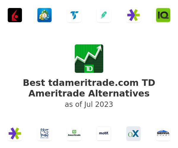 Best TD Ameritrade Alternatives