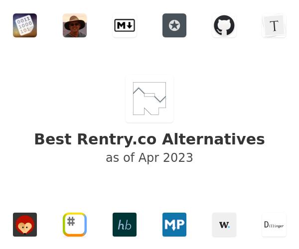Best Rentry.co Alternatives